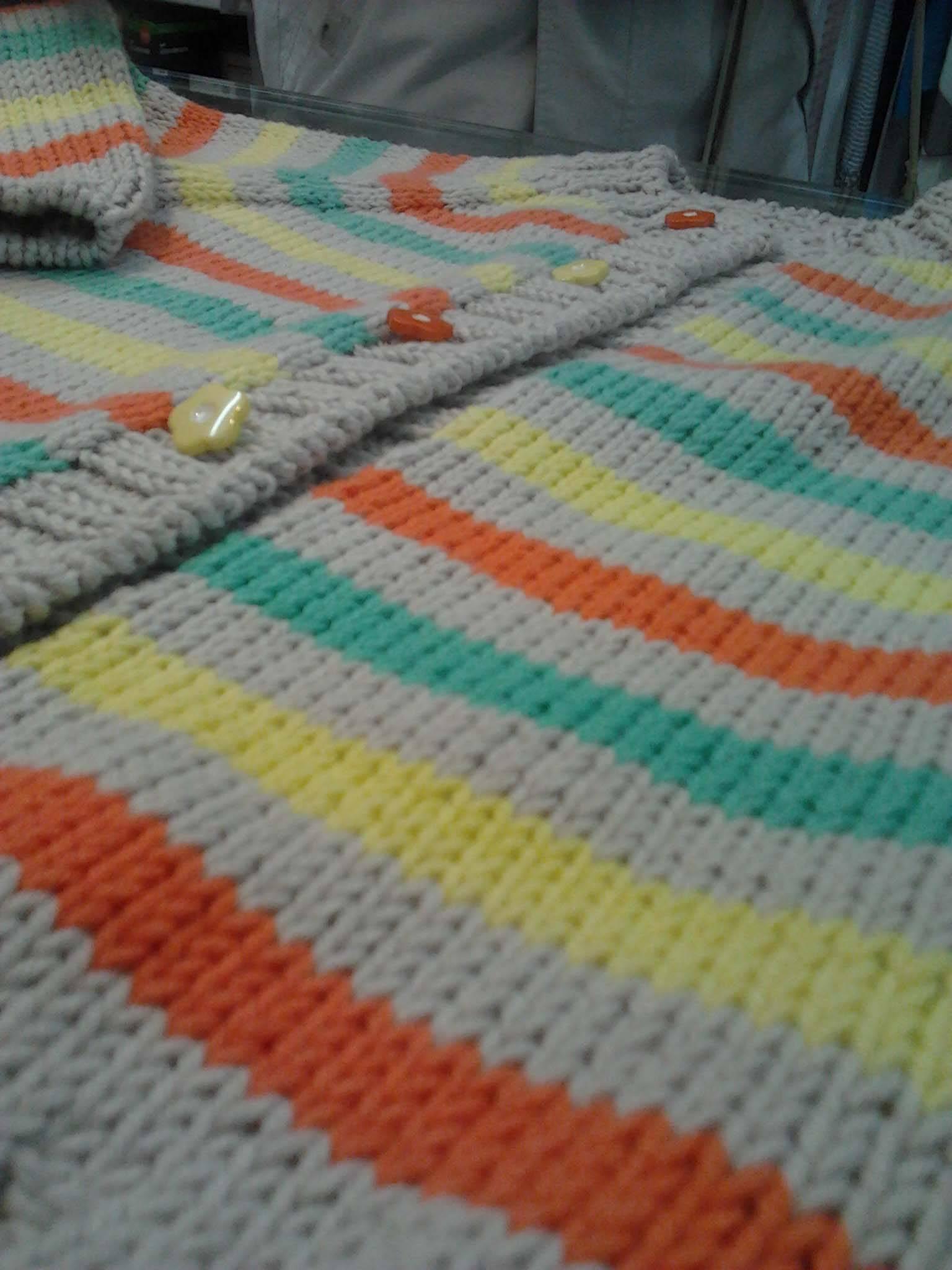 Jersey multicolor zoom
