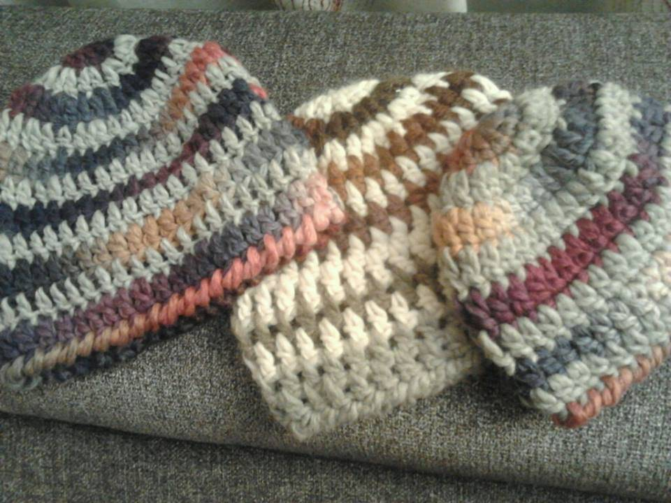 Anfra gorros crochet 2