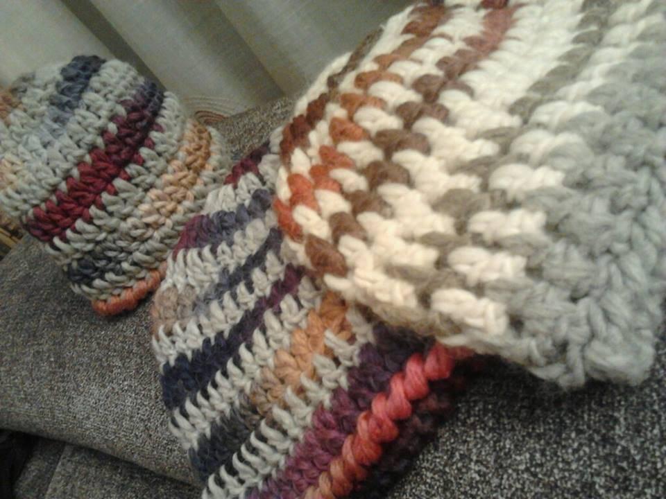 Anfra gorros crochet