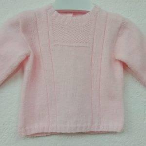 jersei de llana per a bebè